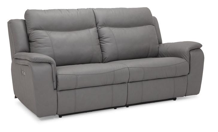 Palliser 40167 Buckingham Pwer Head/Seat Recliner Sofa