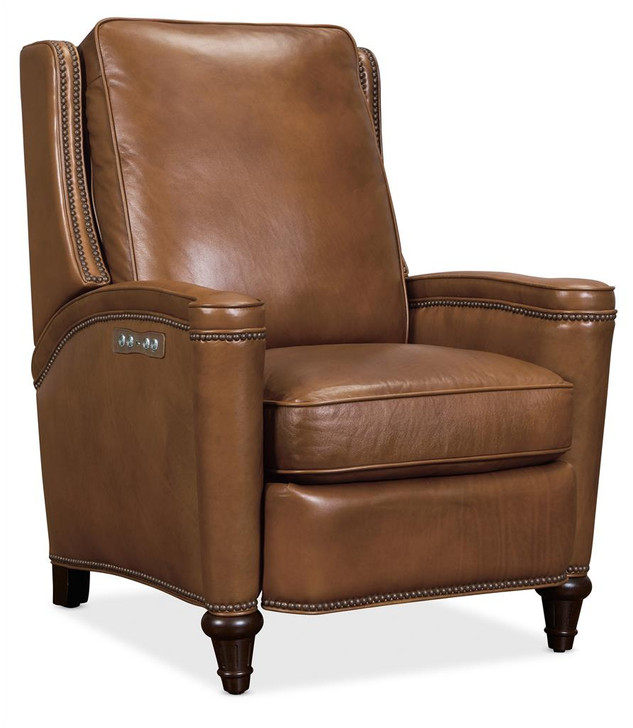 Hooker-Leather Power Head/Seat Recliner RC216PH-086