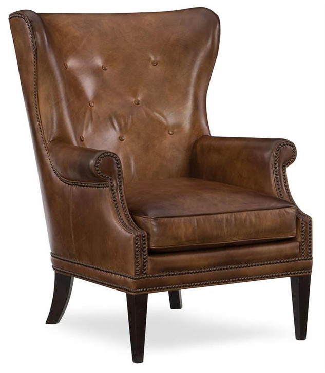 Hooker-CC513-083  Maya Wing Club  Chair