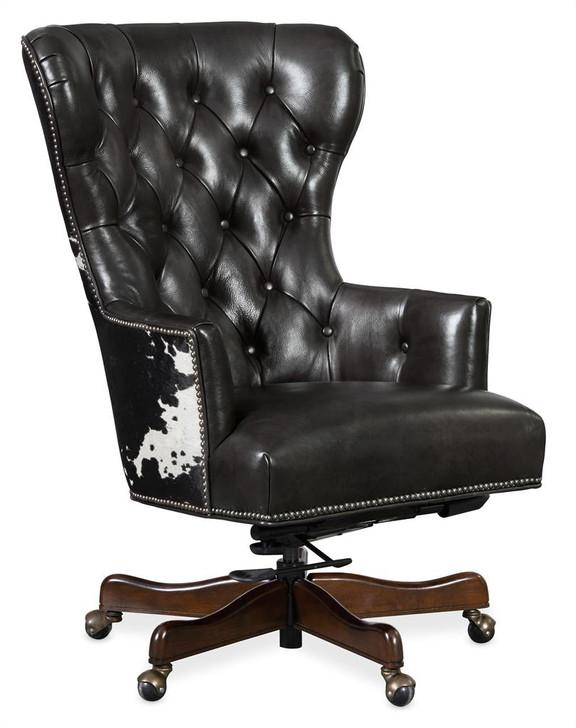 Leather Office Chair Katherine EC448-097 Hooker