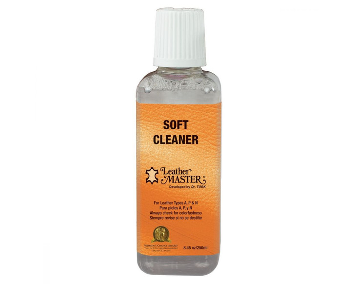 Leather Soft Cleaner  for Natural/Protected leathers-Ships Free!