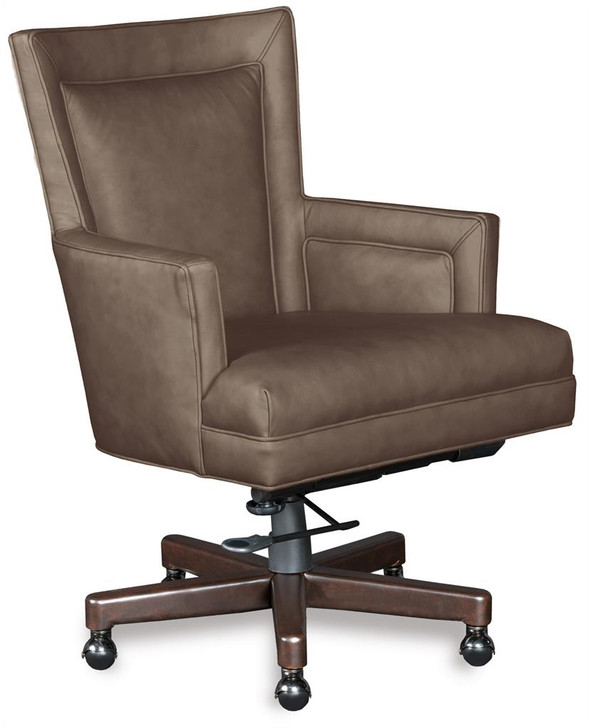 Leather Office Chair EC447-084 Rosa by Hooker Furniture