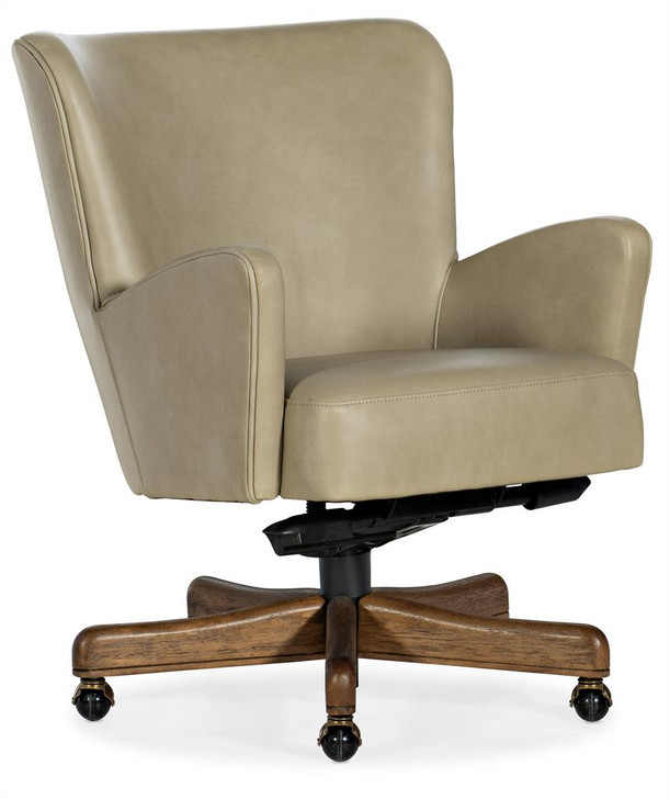 Leather Office Chair EC363-081 Eva by Hooker Furniture