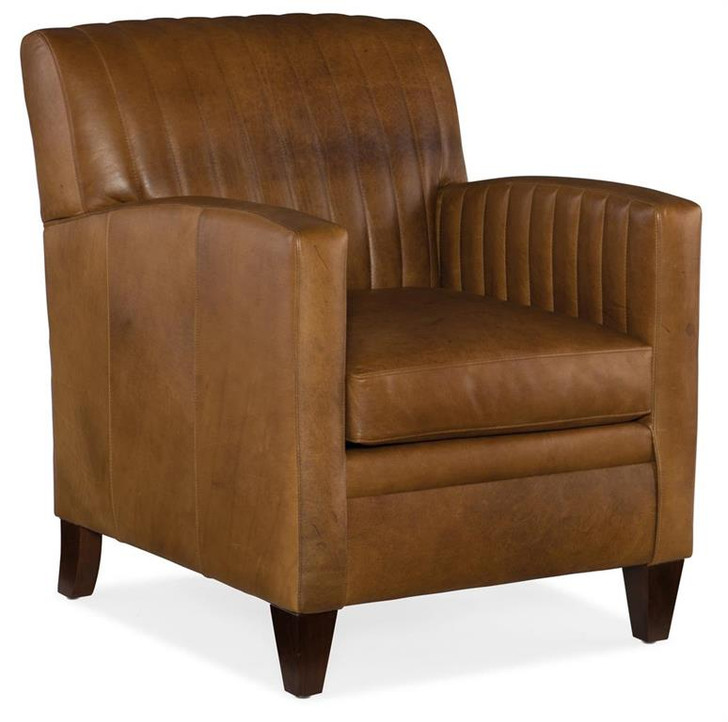 Bradington-Young 406 Barnabus  Accent Club Chair