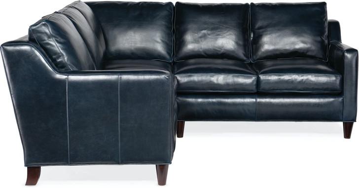 Bradington-Young Plaza Midwood Modern Sectional Collection