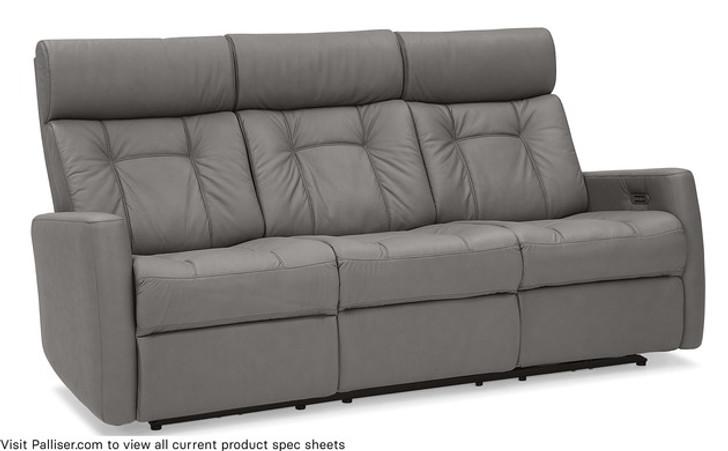 Palliser 42204 West Coast II Power Sofa Head/Seat Recliner