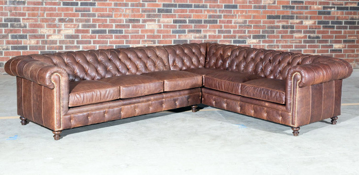 American Heritage Chesterfield Coventry Sectional