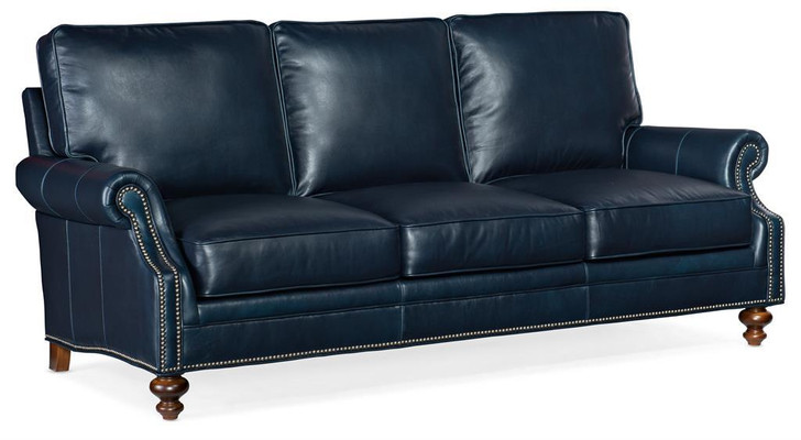 Bradington-Young 759 WestHaven Leather Sofa