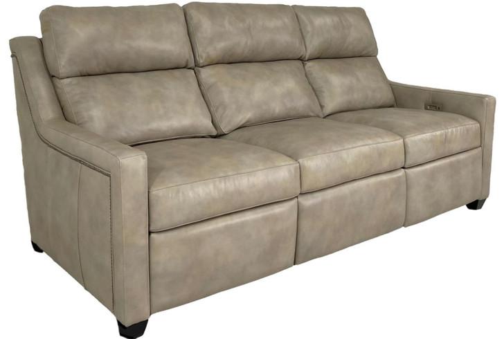 American Heritage Raymond Power Seat/Head Zero Wall  Sofa