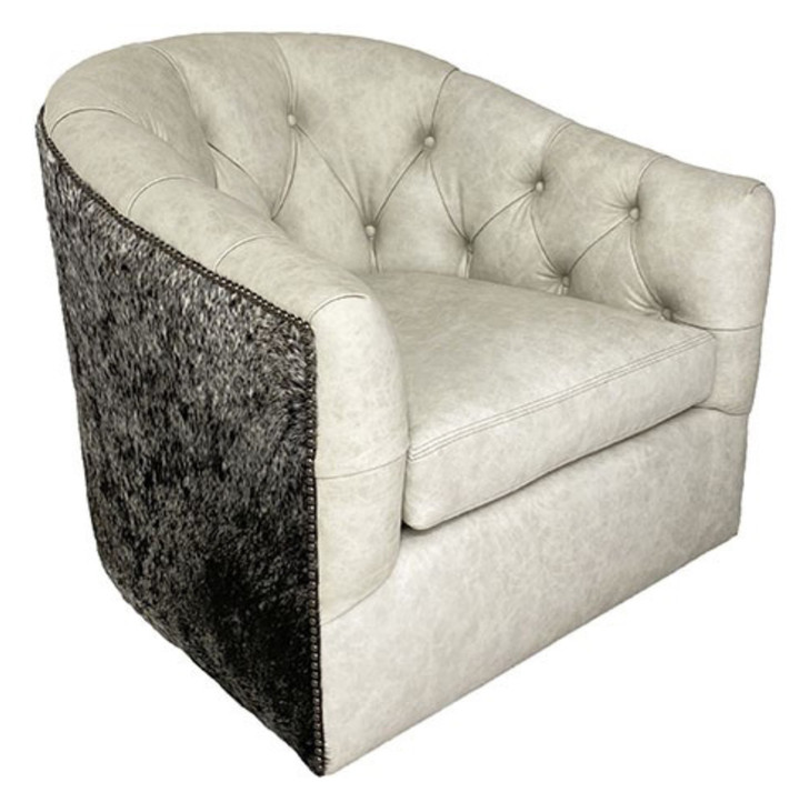 American Heritage Claire Swivel Chair