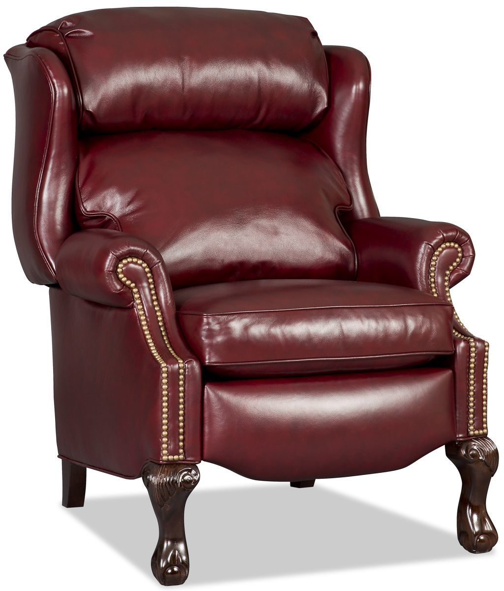 Pleasing Bradington Young 4115 Ball Claw Recliner 3 Color Special Pdpeps Interior Chair Design Pdpepsorg