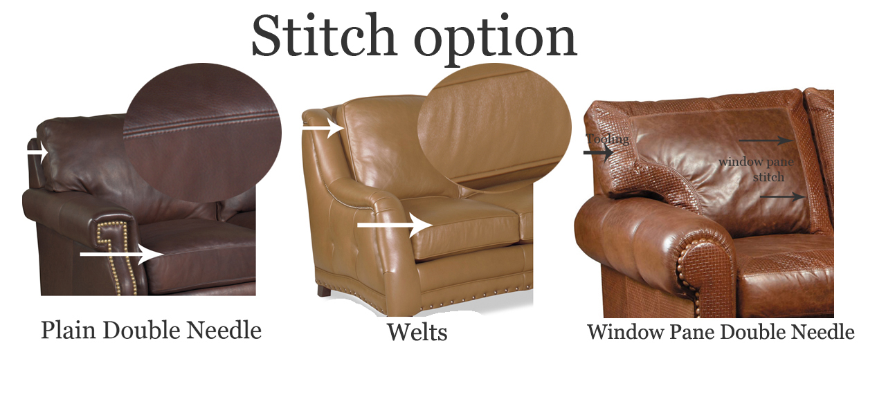 American Heritage Stitch Options