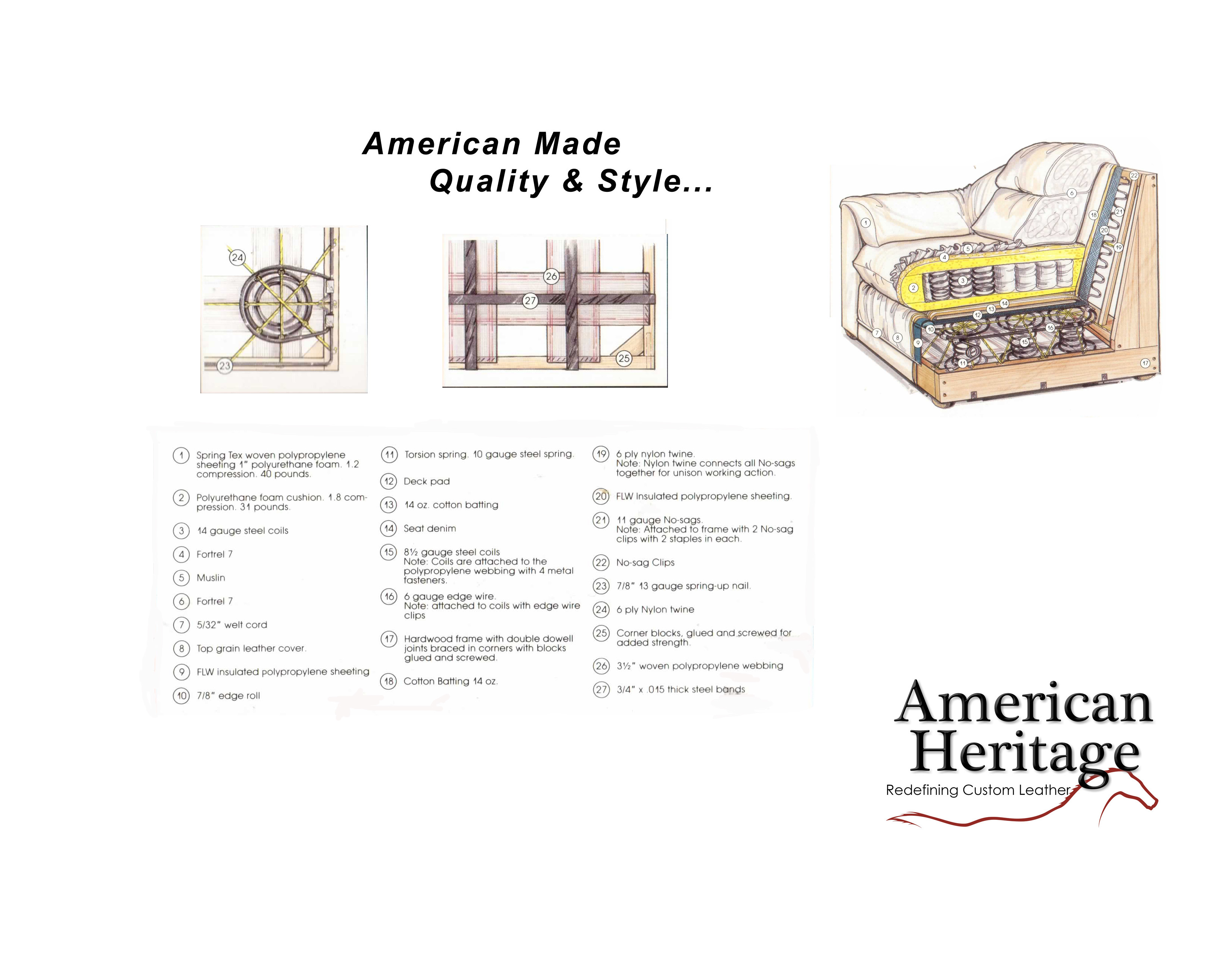 American heritage Quality Construction