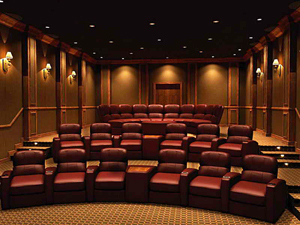 Home Theater Distance and Design