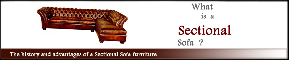 What is a Sectional Sofa