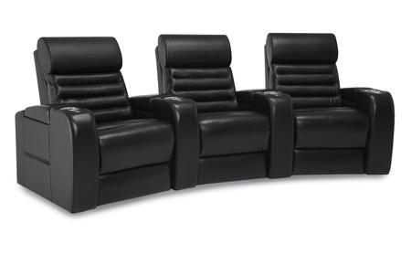 Palliser 41471 Catalina Pwr Head/Seat/Lumbar Theater Seats