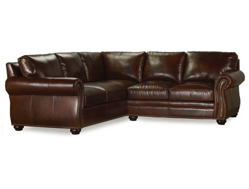 Bradington Young Leather Sofa And Sectional 221 Sterling