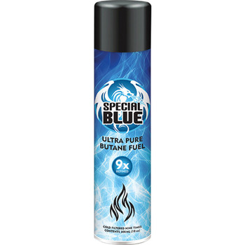 Special Blue Butane 9x 300ml 12ct - $2.50 each