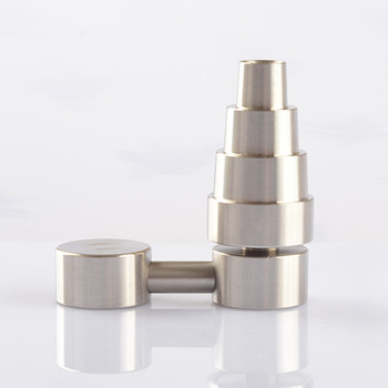 6 in 1 Domeless Nail with Side Arm - Pure Titanium