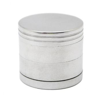 Silver Grinder - 42mm