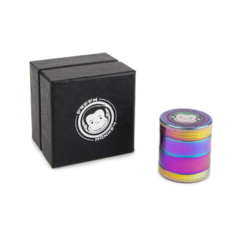 Green Monkey Rainbow Grinder 40mm
