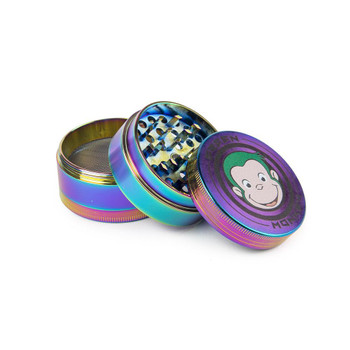 Green Monkey Rainbow Grinder 55mm
