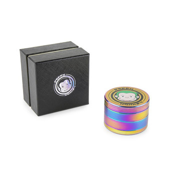 Green Monkey Rainbow Grinder 63mm