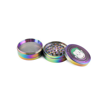 Green Monkey Rainbow Grinder 75mm