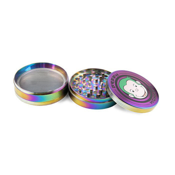 Green Monkey Rainbow Grinder 100mm