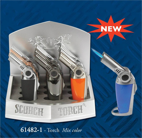 """Scorch Torch Display 6"""" - Display of 9"""