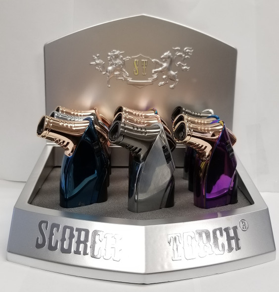 """Scorch Torch Display 3.75"""" - Display of  9"""