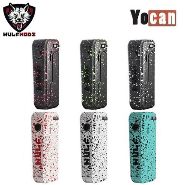 Yocan Uni Wulf Collaboration