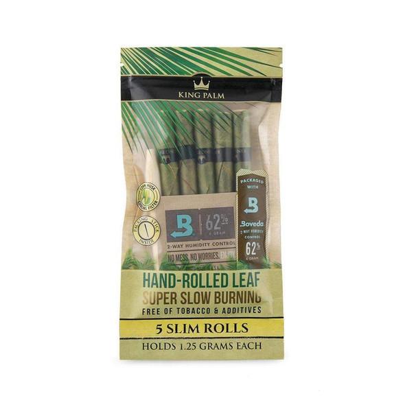 King Palm Slim 5 Pack