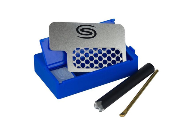 "Smokit Dugout 3"" - Blue"