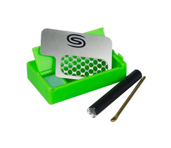 "Smokit Dugout 3"" - Green"