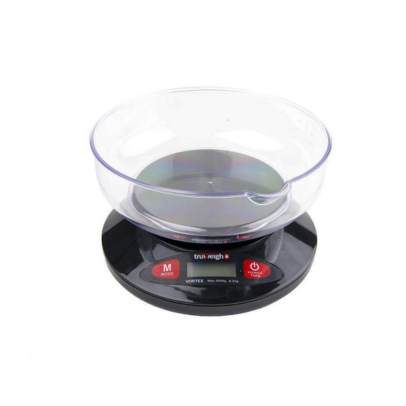 Truweigh Vortex Digital Bowl Scale 2000G X 0.1G