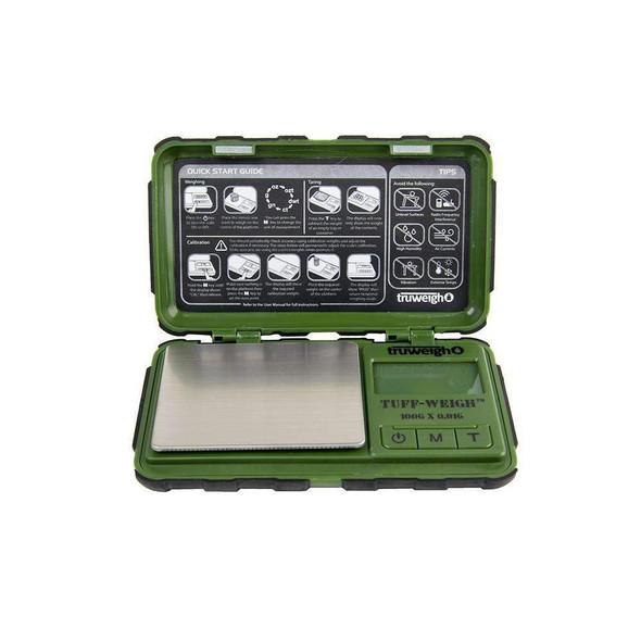 Truweigh Tuff-Weigh 100G X 0.01G - Black & Green