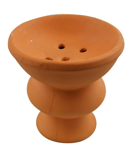 Single Clay Hookah Bowl - Large