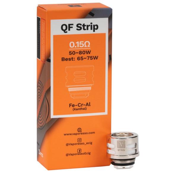 Vaporesso QF Strip Coil 0.15ohm