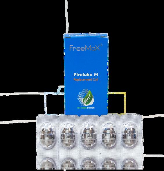 Freemax Fireluke M TX4 Mesh Coil 0.15ohms