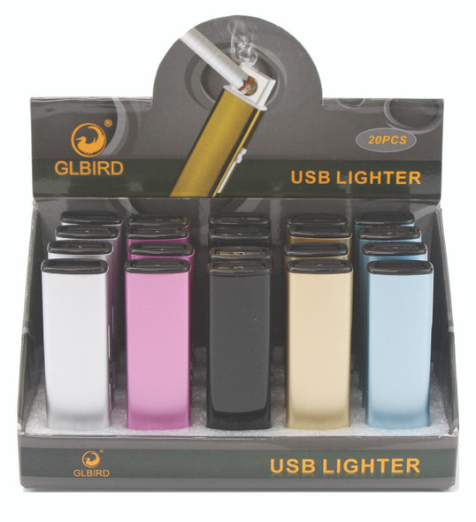 Bolt  USB Lighter