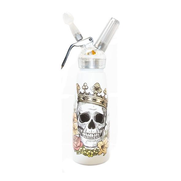Special Blue Whip Cream Dispenser - 1 Pint - Skull King