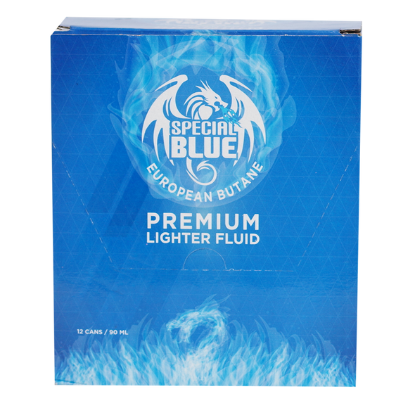 Special Blue Butane 90ml - 12 Count
