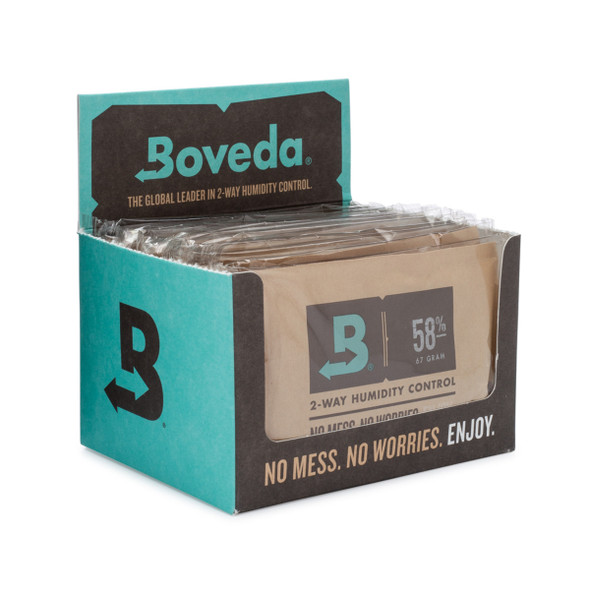 Boveda 58% Humidity Pack Large - 12 Count