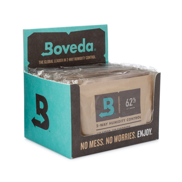 Boveda 62% Humidity Pack Large - 12 Count