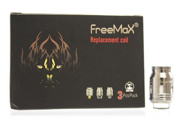 FreeMax Kanthal Quad Mesh Coil 0.15ohm 3 Count