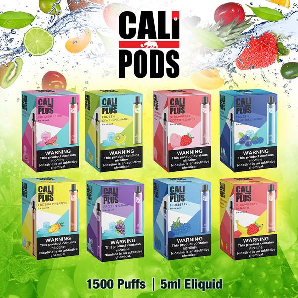 Cali Plus - 6 Count