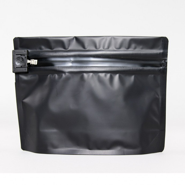 Black Airtight Child Resistant Bag