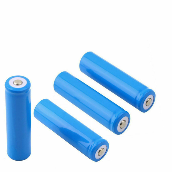 Blue 18650 Battery