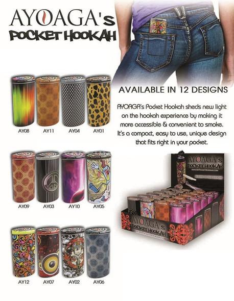Ayoaga Pocket Hookah